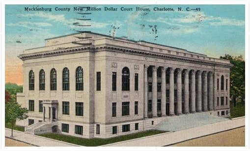 Mecklenburg Historic Courthouse