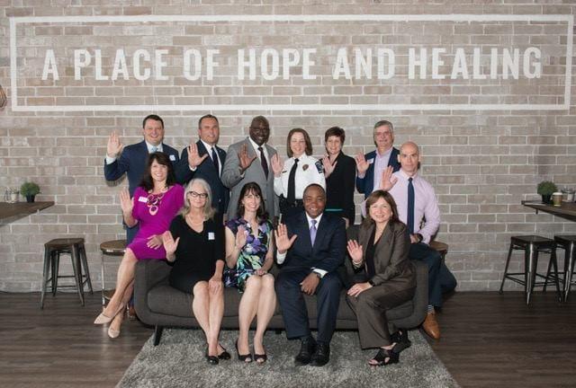 Safe Alliance Group Photo